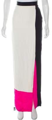 Roksanda Colorblock Maxi Skirt multicolor Colorblock Maxi Skirt