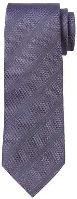 Banana Republic Textured Stripe Silk Nanotex® Tie