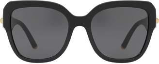 Dolce & Gabbana Eyewear oversized square sunglasses