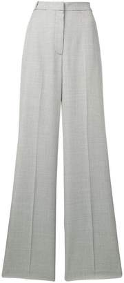 Stella McCartney two-tone flared trousers