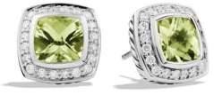 David Yurman Petite Albion Earrings with Diamonds