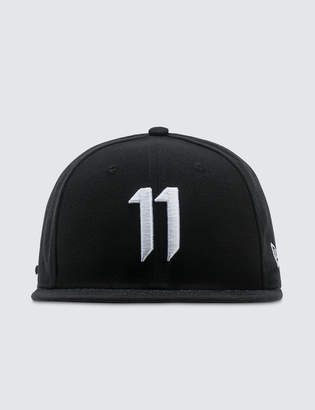 11 By Boris Bidjan Saberi 9 Fifty Basic Hat