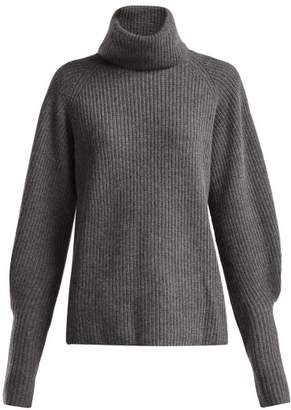 Altuzarra Arrow Cashmere Sweater - Womens - Grey