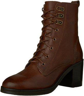 Kenneth Cole REACTION Women's Jenis Jay Combat Boot $64.99 thestylecure.com
