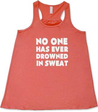 Constantly Varied Gear Constantly Varied Women's No One Has Ever Drowned in Sweat Tank Top XL