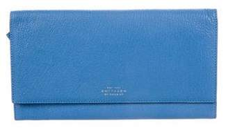 Smythson Burlington Marshall Travel Wallet