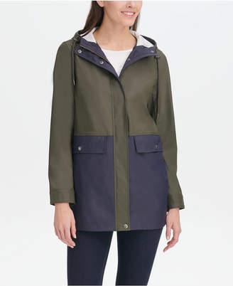 Levi's Colorblocked Raincoat