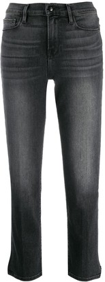 Frame Walters cropped skinny jeans