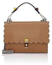Fendi Women's Kan I Shoulder Bag - Tan