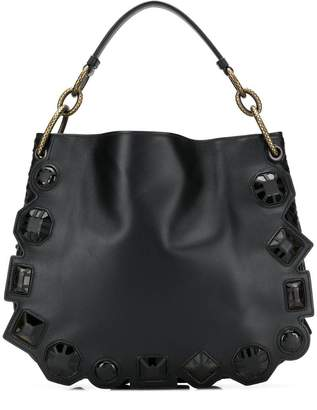 Bottega Veneta embellished Loop bag