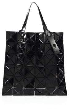Bao Bao Issey Miyake Lucent Basic Faux Leather Tote