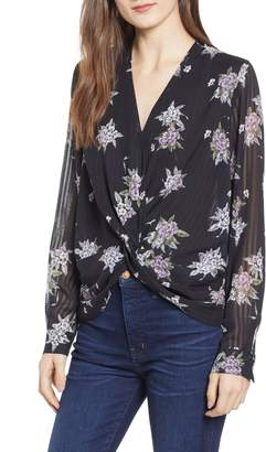 Heartloom Camille Floral Print Top