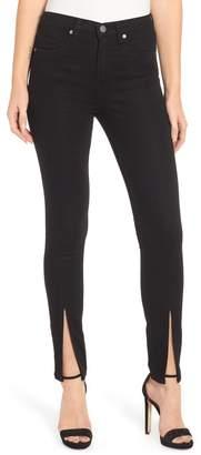 Blank NYC BLANKNYC Slit Hem Skinny Jeans