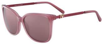 Diane von Furstenberg Joanna 58MM Gradient Sunglasses