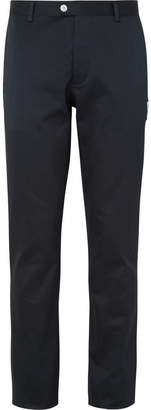 Cotton-Gabardine Trousers