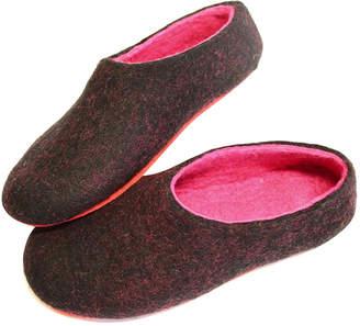 Felt Forma Merino Wool Felted Slippers