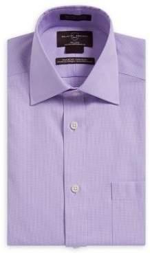 Black & Brown Black Brown Classic-Fit Cotton Dress Shirt