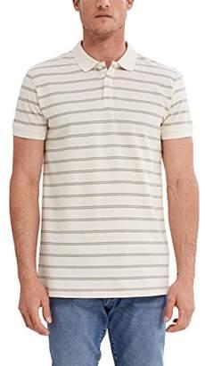 Esprit Men's 047ee2k045 Polo Shirt
