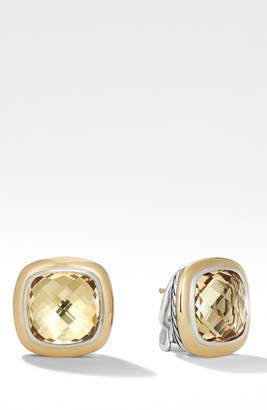 David Yurman Albion(R) Stud Earrings with 18K Gold