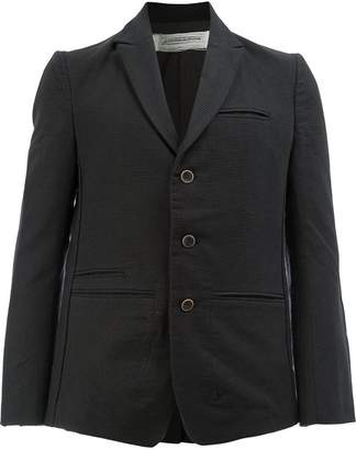 Individual Sentiments straight-fit blazer