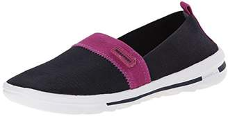 Rockport Women's XCS Rock On Air Comfort Slip-on Sneaker