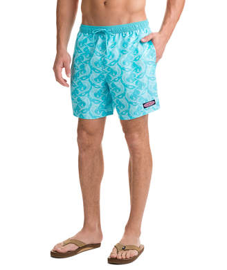 Vineyard Vines Marlin Out Of Water Chappy Trunks
