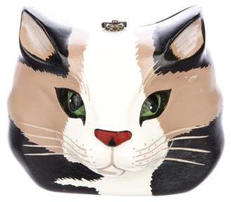 Timmy Woods Wooden Cat Bag