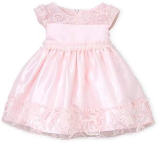 Princess Faith (Toddler Girls) Pink Cap Sleeve Dress