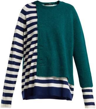 Haider Ackermann Muscari striped sweater