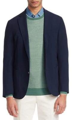 Loro Piana Two-Button Wool Jacket