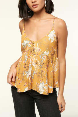 O'Neill Madison Floral Top