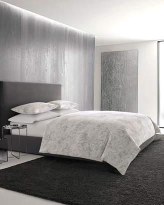 Vera Wang Tulle Floral Queen Comforter Set