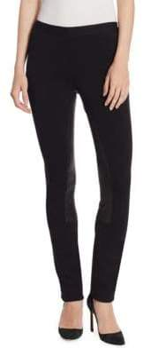 Theory Banded Riding Crop Pants
