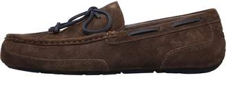 ca855c324bb Leather Ugg Loafers - ShopStyle UK