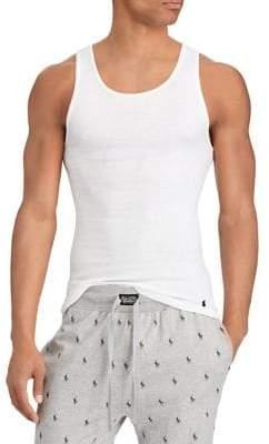 5fc963239fc2e Mens White Ralph Lauren Polo Tops - ShopStyle Canada