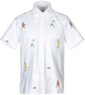 Thom Browne Shirts - Item 38792993JR