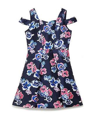 Yumi Girl Floral Occasion Dress