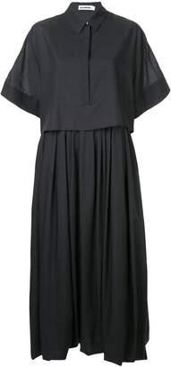 Jil Sander Forbes midi dress