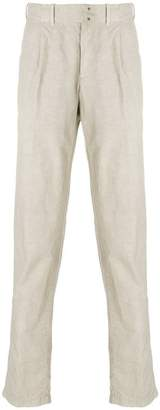 Incotex classic slim-fit trousers