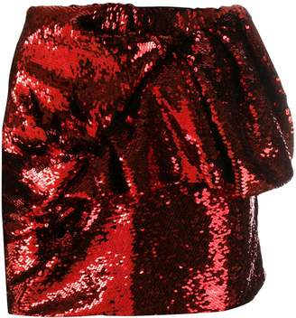 Alexandre Vauthier sequin mini skirt