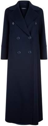 Max Mara Custodi Wool Double-Breasted Coat
