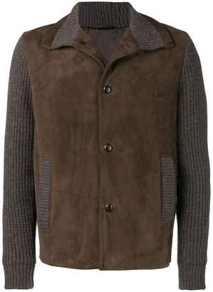 Lardini buttoned jacket