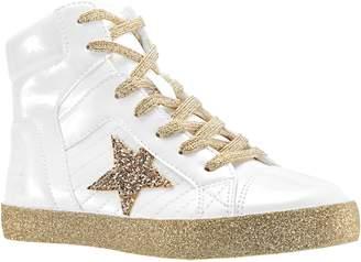 Nina Jesy Glitter High Top Sneaker