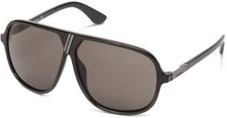 Diesel DL00436005A Aviator Sunglasses