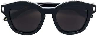 Givenchy Eyewear crystal studded sunglasses