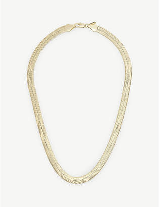 Vanessa Mooney The Nas gold-plated necklace