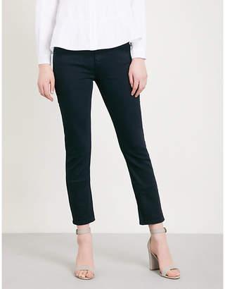 Claudie Pierlot Papaye high-rise straight jeans