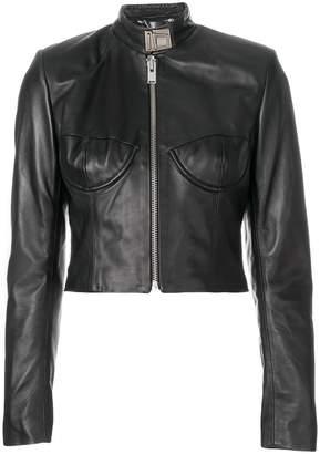 Misbhv cropped bustier jacket