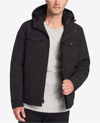 Dockers Two-Pocket Puffer Jacket