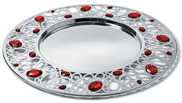 Alessi Ba-ball, Round tray